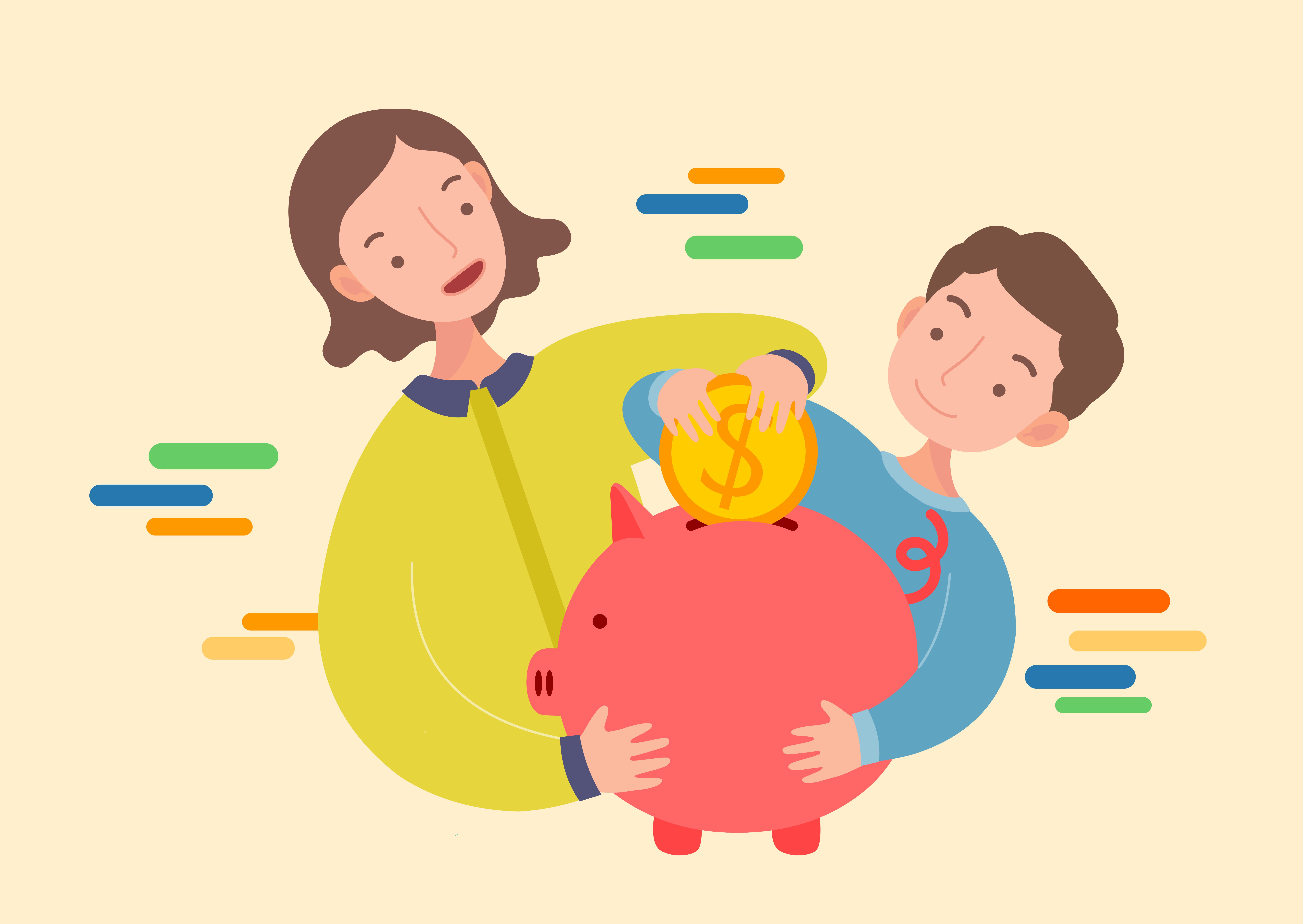 내 아이 경제 자립심 키워줄 금융상품 4선